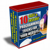 Thumbnail 10 Programming Tricks and Website