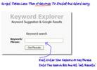 Thumbnail Keyword Explorer MRR