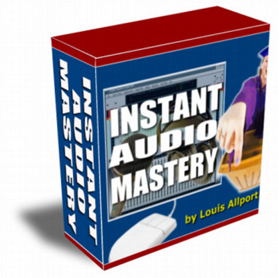 Product picture Instant Audio Mastery RR