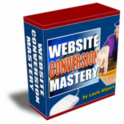 Product picture Website Conversion Mastery - RR