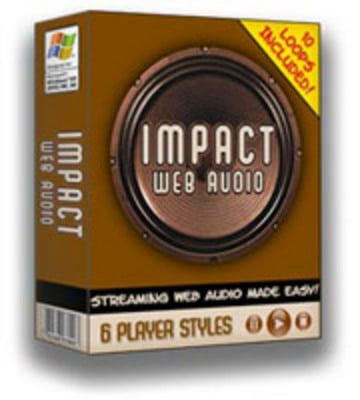 Product picture Impact Web Audio